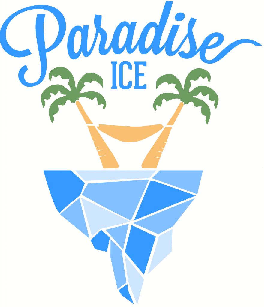 Paradise Ice Logo (blue-1)